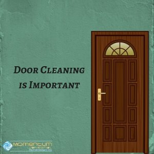 Door cleaning is important. http://bit.ly/MJcydii