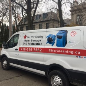 5 Star water damage crew at flood site in Toronto Nov.2020 (5)