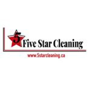 5 Star cleaning LOGO